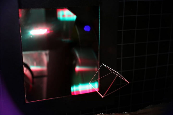 Nowy generator hologramów 3D
