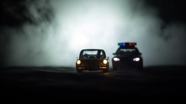policyjne auta forda
