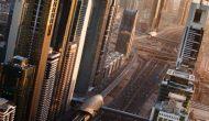Dubai City Roadway