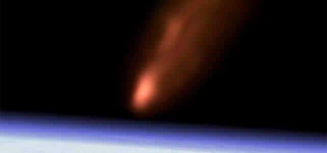 Uderzenie asteroidy